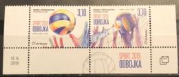Bosnia And Hercegovina, HP Mostar, 2019, Sports - Volleyball (MNH) - Voleibol
