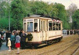 Strasbourg (67) 01/05/1960 - Dernier Tramway De Strasborg à Neuhof-Forèt - Strasbourg