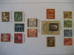 Deutschland/ Deutsches Reich- Marken Und Briefausschnitt Laut Foto - Germany