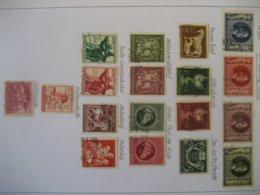 Deutschland/ Deutsches Reich- Marken Gestempelt  Laut Foto - Used Stamps