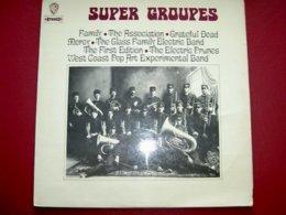 SUPER GROUPES - VA  (Compilation) - Rock