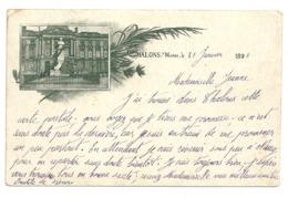Chalons Sur Marne Précurseur De 1898 L'Hôtel De Ville - Châlons-sur-Marne