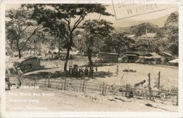 Real Photo  July 1959 Laguna  10 Th World Boy Scouts Jamboree Camp  U.S. Navy - Philippinen