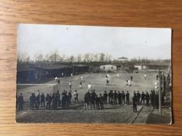 Göttingen  CAMP D'INTERNEMENT  Football Fusball 1918  MILITAIR - Goettingen