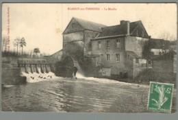 CPA 62 - Blangy En Ternoise - Le Moulin - Francia