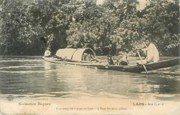 Laos  Comment On Voyage - Laos