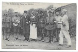 55 - DIE HOCHZEIT IM FELDE VOR VERDUN - Verdun
