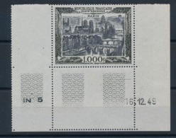 DD-125: FRANCE: Lot Avec PA  N°29** - 1927-1959 Neufs