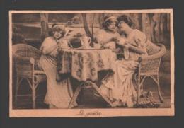 Chicorei / Chicorée Dejong - Surpasse Tout Autre - Le Goûter - 1925 - Pubblicitari