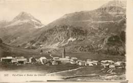 ISERE VAL D ISERE ROCHER DU CHARVEL (scan Recto-verso) KEVREN0337 - Autres Communes