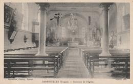 DARNIEULLES INTERIEUR DE L EGLISE - Other Municipalities