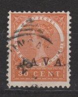 Nederlands Indie Dutch Indies 77 Used ; JAVA 1908 NETHERLANDS INDIES PER PIECE - Niederländisch-Indien