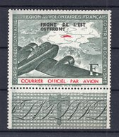 Frankreich Ivb FARBE**POSTFRISCH 50EUR (A7420 - Occupazione 1938 – 45