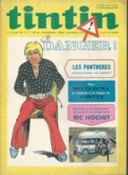 TINTIN   N° 1230   - AIDANS / GREG -   MAI 1972 - Tintin