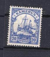 Kamerun 23b FARBE * MH BPP 18EUR (76395 - Kolonie: Kameroen