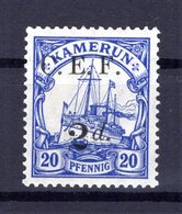 Kamerun BRITISCH 4 Tadellos * MH (77105 - Colony: Cameroun