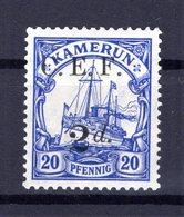 Kamerun BRITISCH 4 Tadellos * MH (77105 - Kolonie: Kameroen