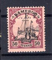Kamerun BRITISCH 8 Tadellos * MH 22EUR (77115 - Colony: Cameroun