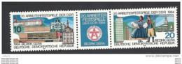 DDR, 1984, Michel-Nr. 2880-2881, **postfrisch - [6] République Démocratique