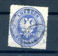 L�beck 11 Tadellos Gest. 500EUR (B9944 - Lübeck