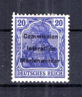 Marienwerder 16AI Tadellos * MH (76923 - Duitsland