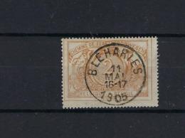 N°TR27 (ntz) GESTEMPELD Bleharies 1905 COB € 24,00 - 1895-1913