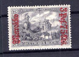 Marokko 57IIB LUXUS ** POSTFRISCH 60EUR (B5619 - Deutsche Post In Marokko