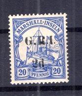 Marshall-I. BRITISCH 4I Tadellos * MH 22EUR (B8506 - Colony: Marshall Islands