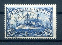 Marshall-I. 23 Tadellos Gest. 140EUR (H0325 - Kolonie: Marshalleilanden