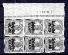 Ober-Ost 1a HAN Tadellos ** POSTFRISCH (B8175 - Bezetting 1914-18