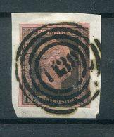 Preussen NUMMERNSTEMPEL 1439 Auf 2 Gest. Luxusbriefst�ck (B0743 - Prussia