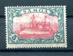 SAMOA 23IIB LUXUS ** POSTFRISCH 150EUR (H0346 - Kolonie: Samoa