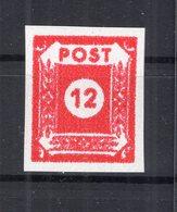 SBZ 46AbI VOLLES MITTELST�CK**POSTFRISCH BPP 40EUR (76545 - Sovjetzone