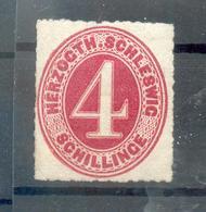Schleswig-H. 3 Ungummiert 55EUR (76671 - Schleswig-Holstein
