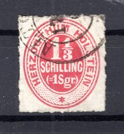 Schleswig-H. 23 Tadellos Gest. 55EUR (B2647 - Schleswig-Holstein