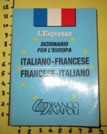 ITALIANO-FRANCESE FRANCESE-ITALIANO TASCABILE - Dizionari