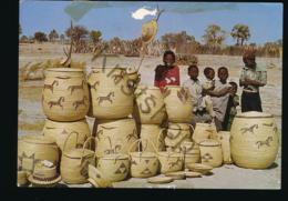 SWA Nambia - Ovambo Fletchtarbelt [AA46 1.077 - Namibia