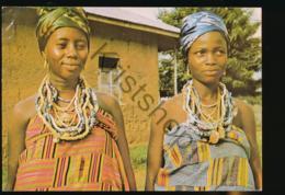 Ghana - Beauties [AA46 1.084 - Ghana - Gold Coast
