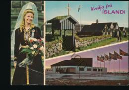 Kvedja Frå Islandi - Folklore [AA46 1.089 - IJsland