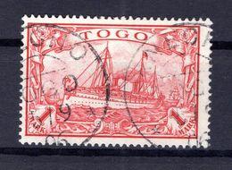 Togo 6 Herrlich Auf Gest. Luxusbriefst�ck (B7801 - Kolonie: Togo