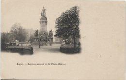 Lyon - Monument De La Place Carnot -  Ref PKF 21 - Lyon