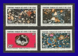 1971 - Afars Et Des Issas - Scott Nº 349 - 352 - MNH - AI- 52 - Afars Et Issas (1967-1977)