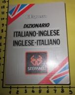 ITALIANO-TEDESCO TEDESCO-ITALIANO TASCABILE L'ESPRESSO - Dizionari