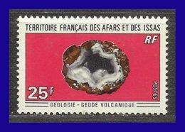 1971 - Afars Et Des Issas - Scott Nº 351 - MNH - AI- 52 - Afars Et Issas (1967-1977)