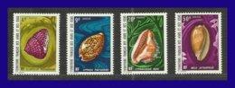 1972 - Afars Et Des Issas - Scott Nº 358 - 361 - MNH - AI- 36 - Afars Et Issas (1967-1977)