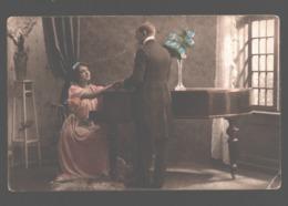 Fantaisie / Fantasy - Hofmakerij / Courtoisie / Courtesy - Couples