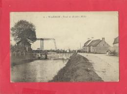 CPA -  Warhem  - Pont De Benkis Mille - France