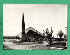 53 Mayenne Laval Eglise Saint Paul Architectes Auzenat Valentin ( Format 10,5cm X 14,8cm ) - Laval