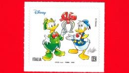 Nuovo - MNH - ITALIA - 2019 - 85 Anni Di Paperino – Fumetto – Disney - Paperino E Gastone - Da BF - B - 1946-.. République