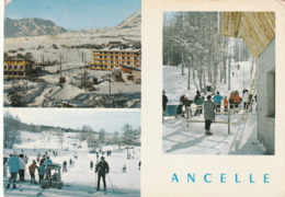 Carte Postale Des Années 70 Des Hautes-Alpes - Ancelle - Frankrijk